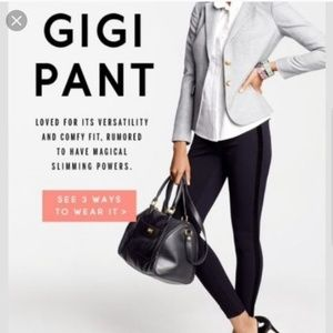Nwot J CREW GIGI pants